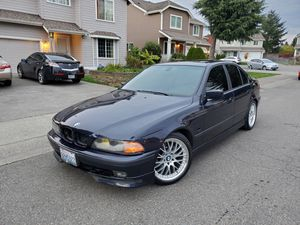 2000 bmw 528i for Sale in Seattle, WA