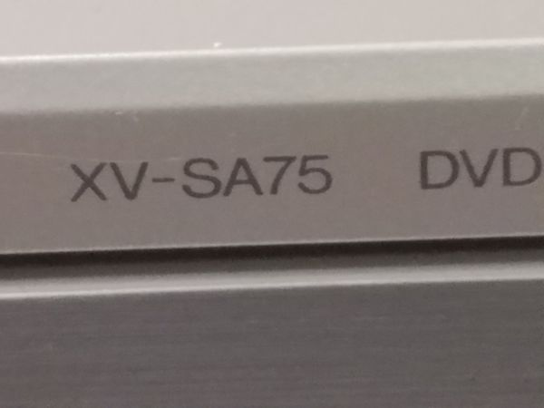 JVC DVD player Model XV-SA75☆Or trade for earbuds/headphones