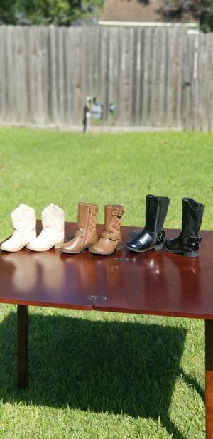 Toddler Girl Boots for Sale in Houston, TX