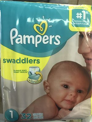 Pampers & Huggies bags of Diapers for Sale in Milford, MA