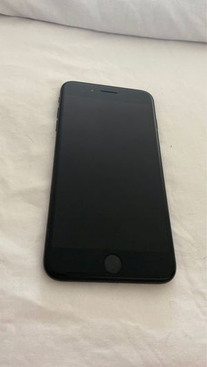 iPhone 7 Plus UNLOCKED 128GB for Sale in Jurupa Valley, CA