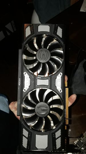 EVGA Graphics Card, Power Supply, Hard drive, 3 Fans and Asus Motherboard! for Sale in Sun City, AZ