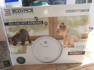 new deebot n79w robot vacuum for Sale in Hoffman Estates, IL