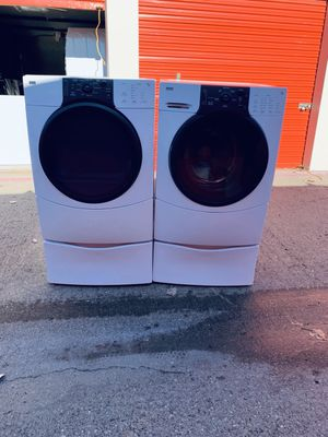 Nice Kenmore elite he3, with warranty and free delivery for Sale in Lewisville, TX