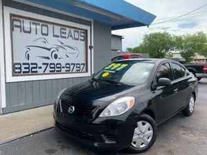 2014 Nissan Versa for Sale in Pasadena, TX