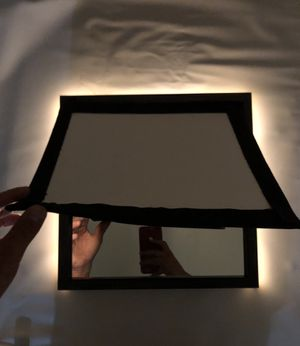 LED Mirror (12x12) for Sale in Clearwater, FL