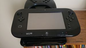 Nintendo WII U- Black 32 GB for Sale in Indianapolis, IN