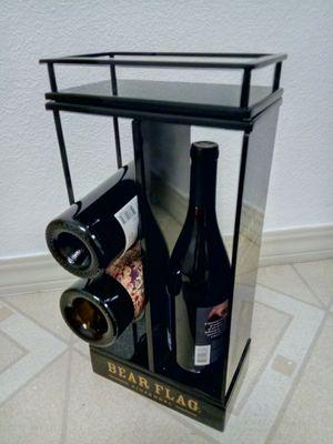 3 bottle wine holder for Sale in Alameda, CA