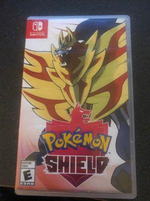 pokémon shield for Sale in San Bernardino, CA