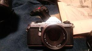 Pentax camera for Sale in San Bernardino, CA