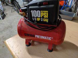 Central Pneumatic Air Compressor for Sale in Discovery Bay, CA