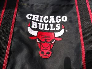 Chicago Bulls Duffle Bag for Sale in Countryside, IL
