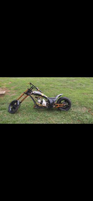 125cc mini chopper and 49cc folding scooter for Sale in Acworth, GA