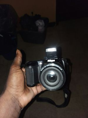 Nikon Coolpix L320 16.1MP Digital Camera with 26x Optical Zoom for Sale in North Charleston, SC