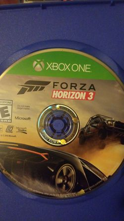 Forza horizon 3 for Sale in San Angelo,  TX