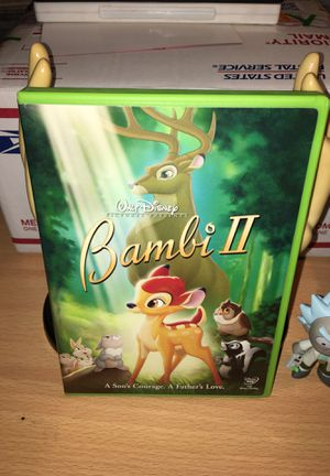 Bambi 2 — DVD for Sale in Cerritos, CA