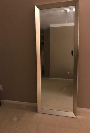 """Mirror size 28 1/2 wide by 77"""" long for Sale in Phoenix, AZ"""