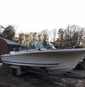 20ft 1974 Wellcraft Boat & Trailer for Sale in Toano, VA