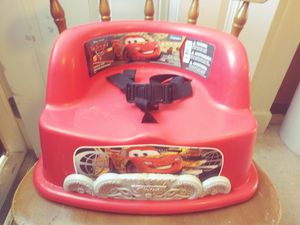 Cars Booster Seat ~ All Info in Post for Sale in Tulsa, OK