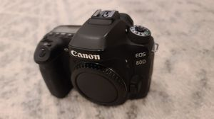 Canon EOS 80D DSLR Camera with 18-135mm Lens and Accessories for Sale in Stamford, CT