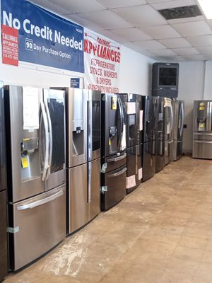 REFRIGERATORS. 208 SMALL HILL DR GP 75050 for Sale in Grand Prairie, TX