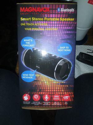 Smart bluetooth speaker for Sale in Bakersfield, CA