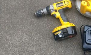 Drill Motor and battery and charger for Sale in Renton, WA