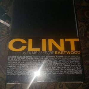 Clint Eastwood Warner Brothers 35 Films 35years for Sale in Silverdale, WA