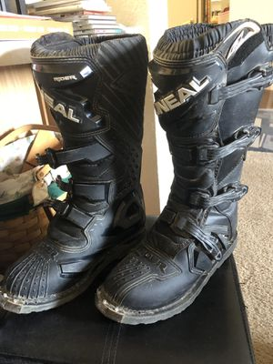 O'Neal Rider Motorcycle Boots for Sale in Brea, CA