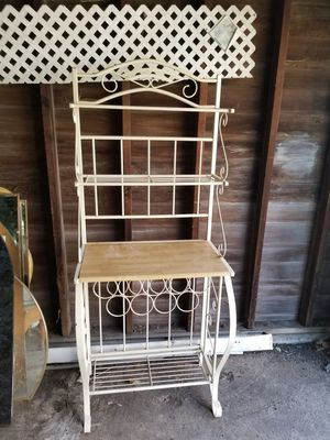 Bakers rack located in Cleveland heights for Sale in Cleveland, OH