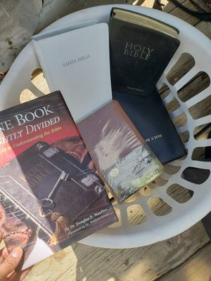 Bibles for Sale in Seagoville, TX
