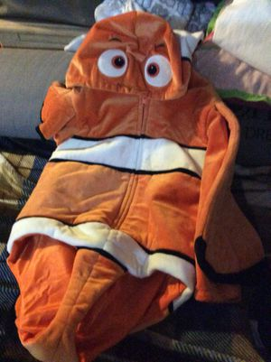 Finding Nemo Halloween costume. Sz XS $12 for Sale in Columbus, OH