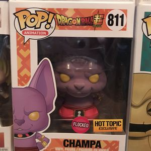 Dragon Ball Champa Funko POP for Sale in Madera, CA