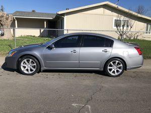 2007 Nissan Maxima for Sale in Sacramento, CA