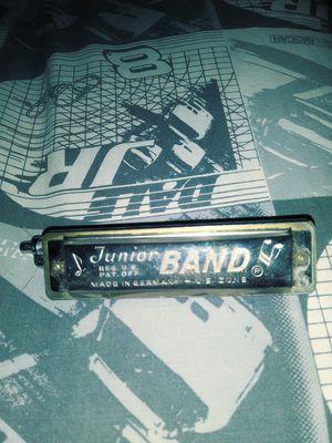 JUNIOR BAND HARMONICA for Sale in Phoenix, AZ