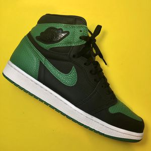 Jordan 1 'Pine Green' - Size 9.5 for Sale in Annandale, VA