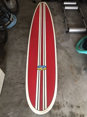 Surfboard longboard 8.6 epoxi technology for Sale in Margate, FL