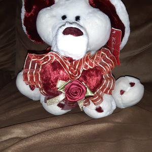 "Valentine 12"" Stuffed Plush Toy Elephant for Sale in Los Lunas, NM"