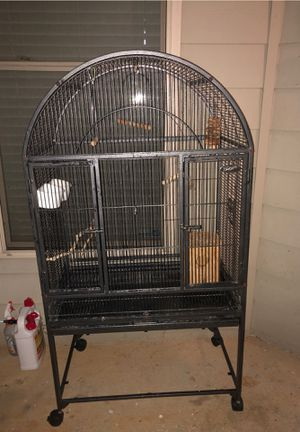 Bird cage used for Sale in Marietta, GA