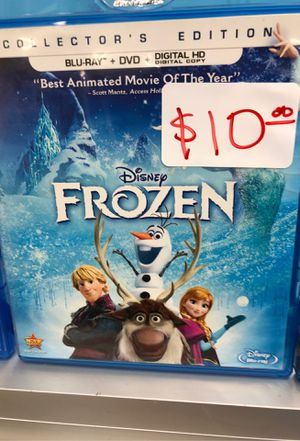 Frozen movie for Sale in Houston, TX