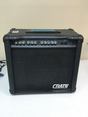 Crate GX65 Guitar Amp for Sale in McHenry, IL