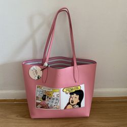 Kate Spade Betty & Veronica Comic Reverse Large Tote bag for Sale in Fairfax,  VA