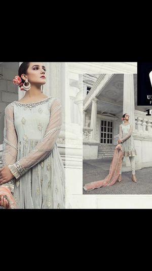 Maria B designer fancy beautiful dress for Sale in Springfield, VA
