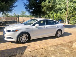 2015 Ford Fusion Hybrid for Sale in Fresno, CA