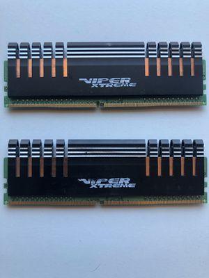 Viper xtreme DDR4 2400mhz for Sale in Yuma, AZ
