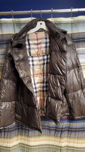 Burberry Quilted Jacket for Sale in Chesterland, OH