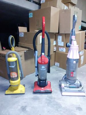 3 Upright Vacuum Cleaners for Sale in Austin, TX