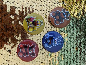 Five Nights At Freddy's Collectable Pins Buttons for Sale in Manassas, VA