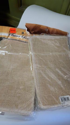 Light burlap favor pouches for Sale in Commerce, CA