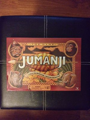 Jumanji Board Game -NIB for Sale in Upper Arlington, OH